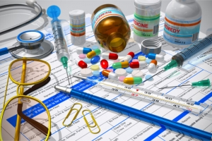 medicines and medical supplies